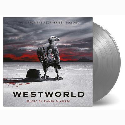 Ramin Djawadi: Westworld Season 2: Silver Numbered 3LP Edition