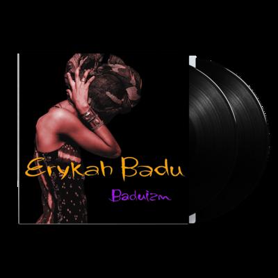 Erykah Badu: Baduizm