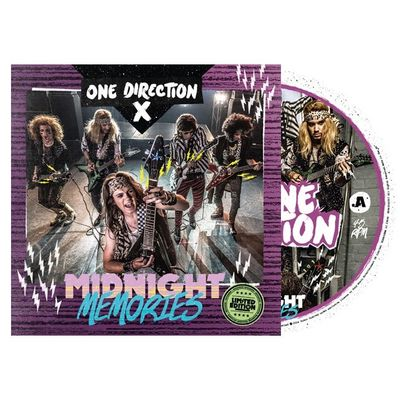 One Direction: Midnight Memories (Record Store Day Limited Edition 7