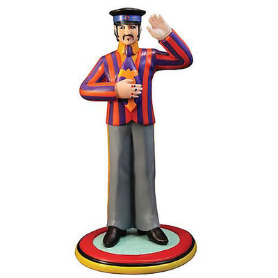 The Beatles: Yellow Submarine 'Ringo Starr' Rock Iconz Statue