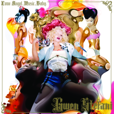 Gwen Stefani: Love Angel Music Baby