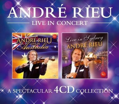 André Rieu: Live in Concert