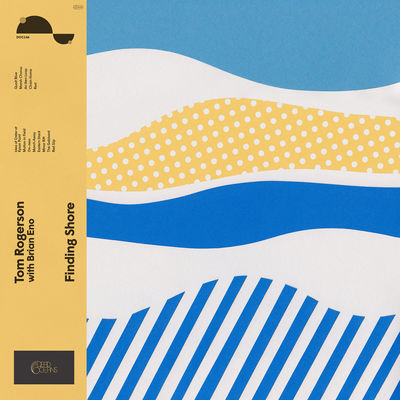 Tom Rogerson with Brian Eno: Finding Shore: Coloured Vinyl
