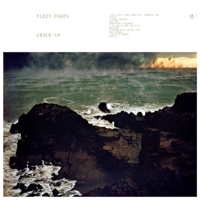 Fleet Foxes: Crack-Up