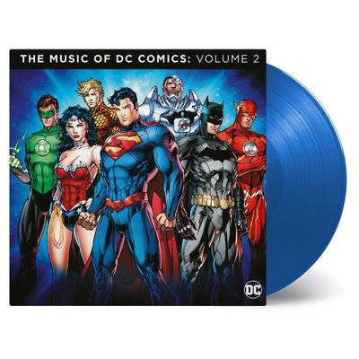 Various Artists: Music of DC Comics Vol.2