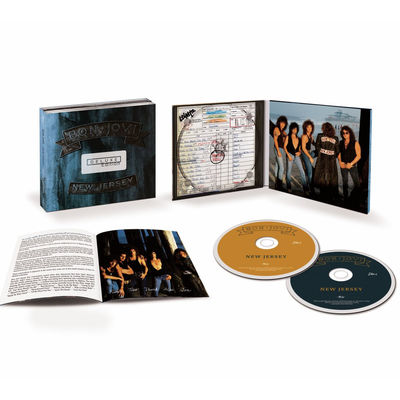Bon Jovi: New Jersey - 2CD Deluxe Edition