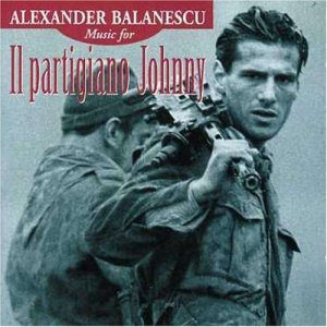 Alexander Balanescu: Il Partigiano Johnny Original Soundtrack