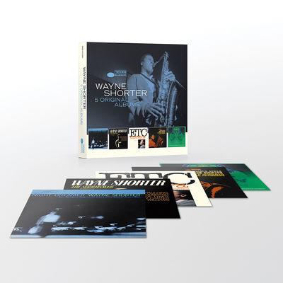 Wayne Shorter: 5 Original Albums