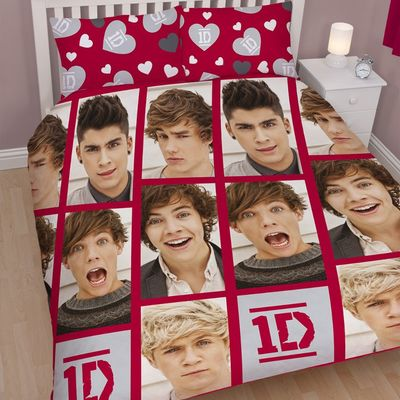 One Direction: One Direction Boyfriend Double Rotary Duvet Set