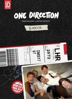 One Direction: Take Me Home - Album CD Annuaire Deluxe