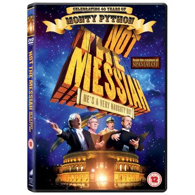 Monty Python: Not The Messiah - He's A Very Naughty Boy