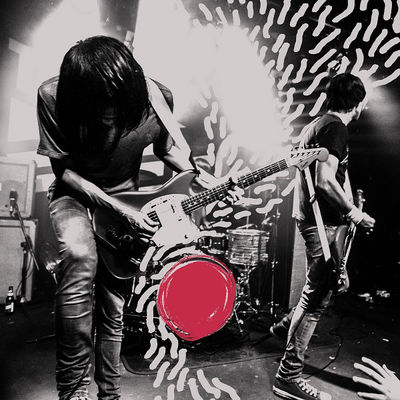 The Cribs: 24-7 Rock Star Shit