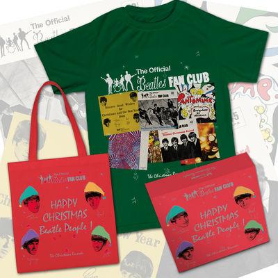 The Beatles: Beatles Christmas Fan Club Bundle 1