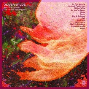 Oliver Wilde: Red Tide Opal In The Loose End Womb: Signed