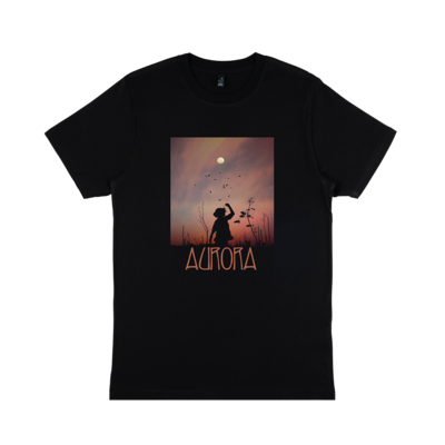 aurora: Limited Edition Runaway t-shirt