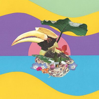 Monster Rally: Flowering Jungle Yellow Coloured Vinyl
