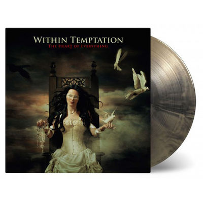 Within Temptation: The Heart Of Everything: Limited Edition Gold & Black Vinyl