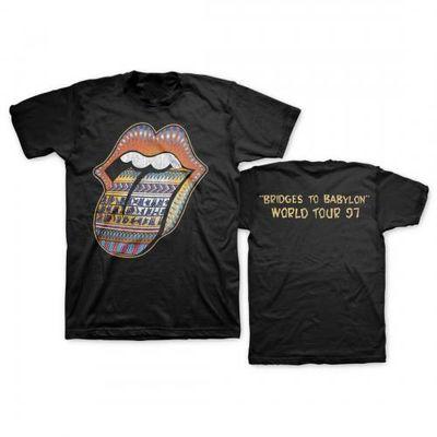 The Rolling Stones: Bridges to Babylon 1997 Tour T-Shirt