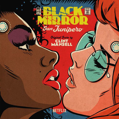 Clint Mansell: Black Mirror: San Junipero (Original Score) Picture Disc