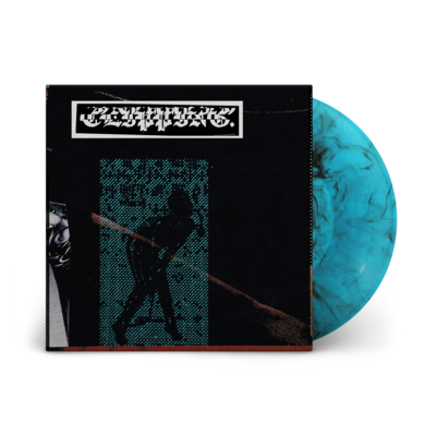 clipping.: Wriggle [Expanded]: Limited Loser Edition Blue Swirl Vinyl