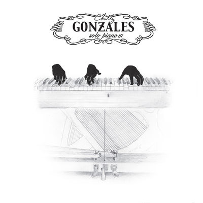 Chilly Gonzales: Solo Piano III: Signed