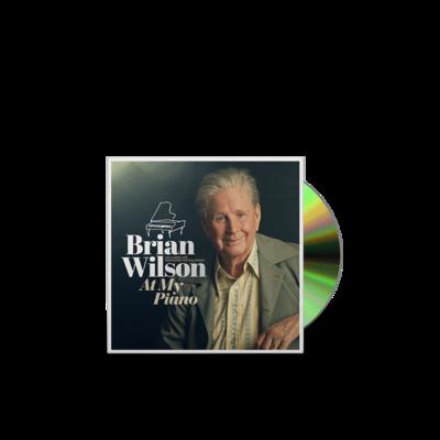 Brian Wilson: At My Piano CD