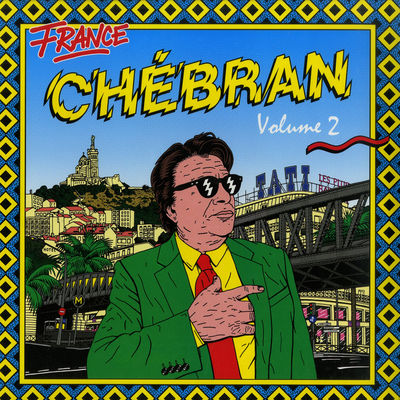 Various Artists: CHEBRAN FRENCH BOOGIE