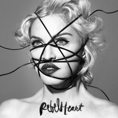 Madonna: Rebel Heart Deluxe CD Album