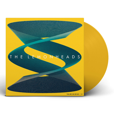 The Lemonheads: Varshons 2: Limited Edition Banana Scented Scratch & Sniff Yellow Vinyl