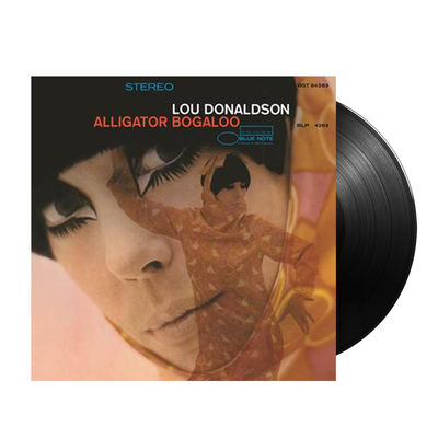 Lou Donaldson: Alligator Bogaloo