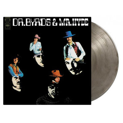 The Byrds: Dr. Byrds & Mr. Hyde: Limited Black and Clear Swirl Vinyl
