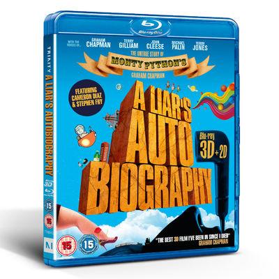 Monty Python: Monty Python - A Liars Autobiography (Blu-ray 3D + 2D)