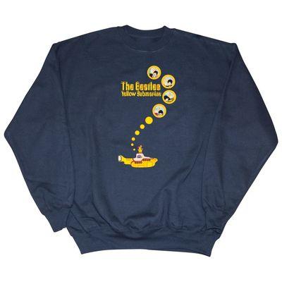 The Beatles: Yellow Submarine Portholes Sweatshirt