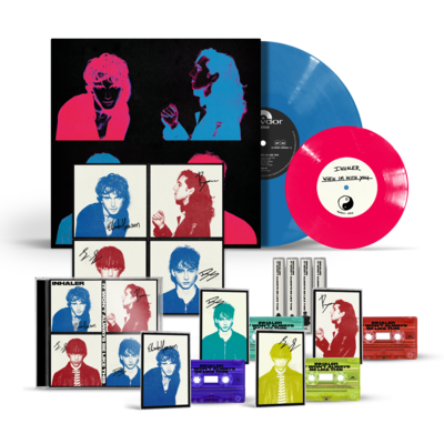 Inhaler: The Complete Signed Collection