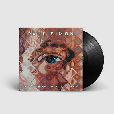 Paul Simon: Stranger To Stranger LP