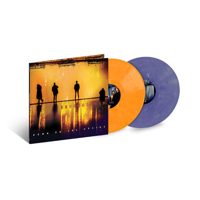Soundgarden: Down On The Upside: Exclusive Coloured Vinyl