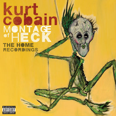Kurt Cobain: Montage Of Heck: The Home Recordings: Deluxe