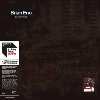 Brian Eno: Discreet Music - Half Speed Master