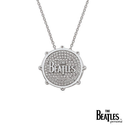 The Beatles: Beatles Drum Necklace