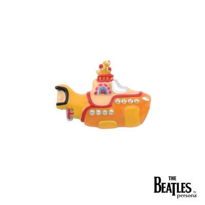The Beatles: 925 Yellow Submarine Bead