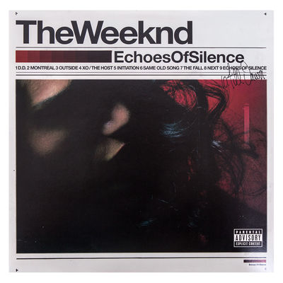 The Weeknd: Echoes Of Silence LP