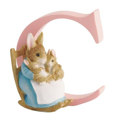 Peter Rabbit: Alphabet Letter C - Mrs. Rabbit and Bunnies
