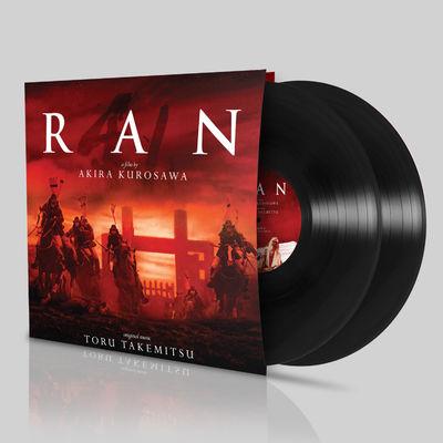toru takemitsu: Ran - OST