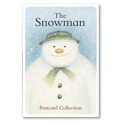 The Snowman: Postcards From The Snowman and The Snowdog (Hardback)