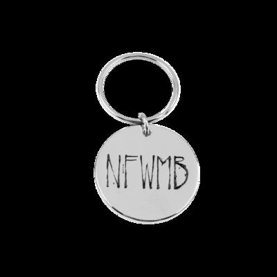 hozier: NFWMB Keychain