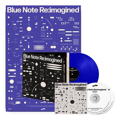 Blue Note: Re:imagined Print Bundle