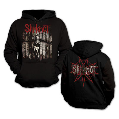 Slipknot: .5: The Gray Chapter Hoodie