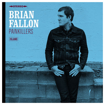 Brian Fallon: Painkillers CD