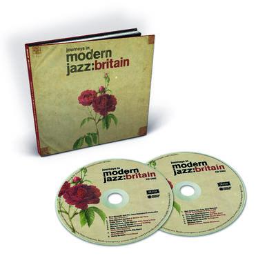 Various: JOURNEYS IN MODERN JAZZ: BRITAIN