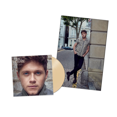Niall Horan: Exclusive Vinyl, Digital Album, Poster & 3 IG Tracks